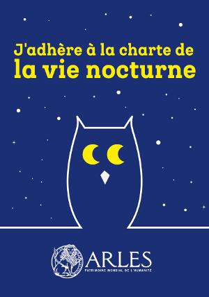 Charte de la vie nocturne à Arles